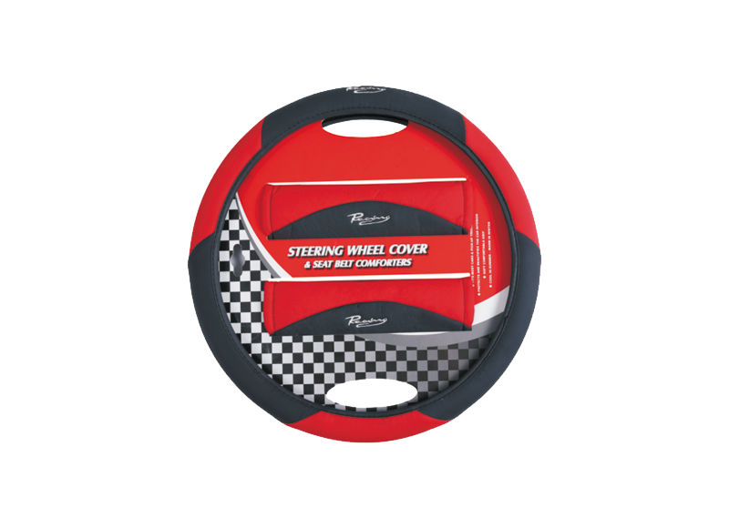 Car steering wheel cover GL-46010-3